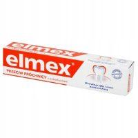 Elmex z Aminofluorkiem – pasta do zębów przeciw próchnicy