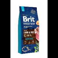 Brit Premium By Nature Sensitive – sucha karma dla wszystkich ras