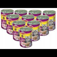 Basil - karma dla kotów w puszce