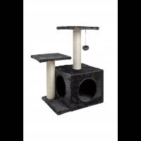 Zoo Rodeo D11 – drapak dla kota z domkiem