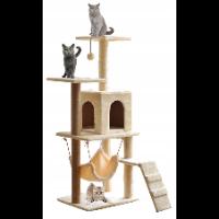 Omna – wysoki drapak dla kotów z wieżą