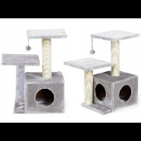Mersjo - plac zabaw dla kota z drapakiem