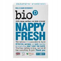 Bio-D Nappy Fresh – antybakteryjny proszek do prania pieluch i maseczek