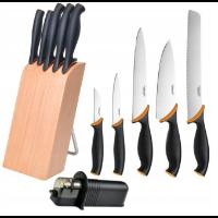 Fiskars Functional Form – komplet noży z ostrzałką
