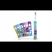 Philips Sonicare HX6321 – kolorowa szczoteczka soniczna dla dzieci