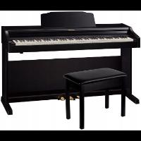 Dynatone SLP-150 BK – pianino elektryczne ze wbudowanymi głośnikami