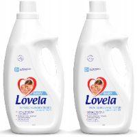 Płyn do płukania tkanin Lovela 9 l hipoalergiczny - idealny dla alergików i dzieci