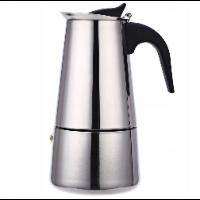 Stalowa kawiarka