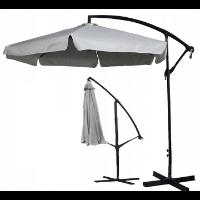 MuWanzin składany parasol na wysięgniku