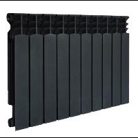 Hydroland Heaton – grafitowy kaloryfer z aluminium