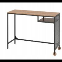 IKEA FIJALLBO – loftowy stolik na laptopa