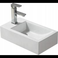 Mexen Inez – mała umywalka nablatowa