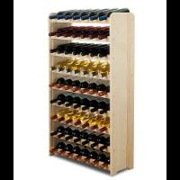 Duży regał na wino