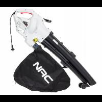 NAC VBE350-AS-DW – tani odkurzacz do liści