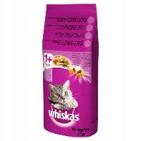 Whiskas Adult – sucha karma dla kota z kurczakiem