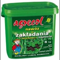 Agrecol – nawóz do zakładania i regeneracji trawnika