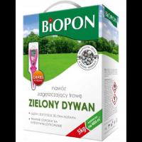 Biopon  Zielony Dywan – nawóz zagęszczający trawę