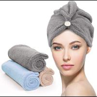 Ręcznik do włosów typu turban