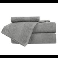 Zestaw klasycznych ręczników do łazienki