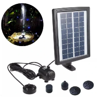 Fontanna solarna LED 2.8W