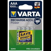 Akumulatory Varta Recharge