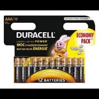Baterie Alkaliczne Duracell AAA