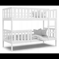 Piętrowe łóżko dla dzieci i nastolatków