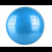 Piłka ABS  do rehabilitacji z wypustkami 75 cm