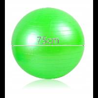 Gimnastyczna piłka z pompką 75 cm