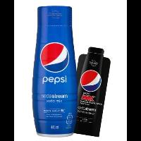 Syrop Pepsi Cola + Pepsi MAX