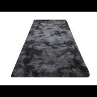 Pluszowy dywan z nowoczesnymi wzorami