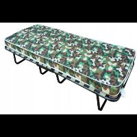 Sternhoff STH01 — składane łóżko polowe z materacem