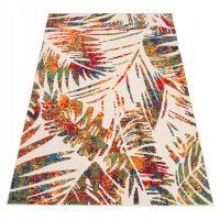 Aventura — prostokątny dywan tkany na płasko