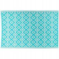 ZD Turkusowy dywan zewnętrzny