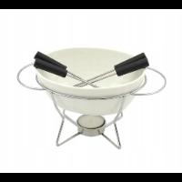 Optimal — ceramiczny zestaw do fondue