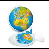 Clementoni Eduglobus — interaktywny globus dla dzieci
