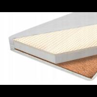 Materac do łóżeczka z pianką lateksową