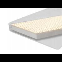 Lateksowy materac do łóżeczka 120 x 60 cm
