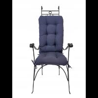 FS L.Graphite — krótka poduszka na leżak ogrodowy