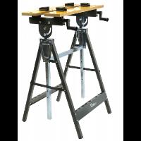 Geko G10872 — stół roboczy z podziałkami