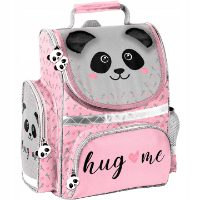 Jednokomorowy plecak dla dziewczynki