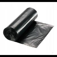 Czarne worki na śmieci 120 l
