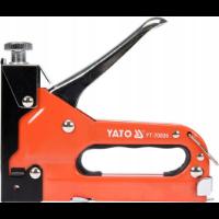 Yato YT-70020 — uniwersalny zszywacz do tapicerek