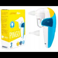 Novama Pingo — bezprzewodowy aspirator z dwiema końcówkami